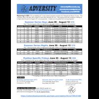 Adversity-Wisconsin Volleyball Club - Germantown