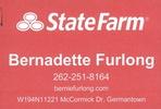 Bernadette Furlong Agency State Farm