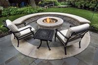 Outdoor Fire Pit, Whitefish Bay