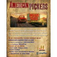 News Release: American Pickers 2021