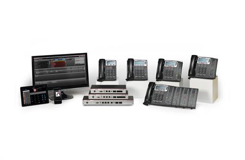 Allworx on premise phone system