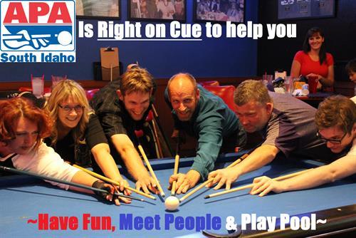Have Fun, Meet People, Play Pool