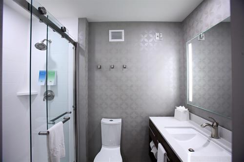Studio Suites Restroom