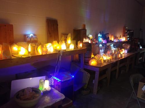 Lamp room