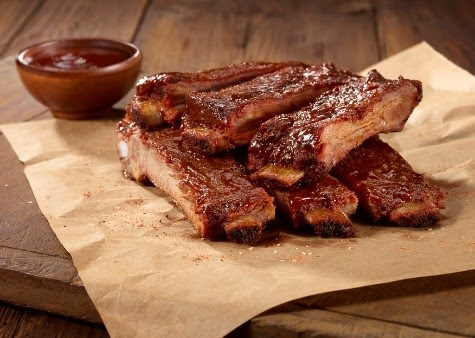 Best ribs around!
