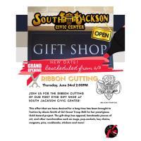 Ribbon Cutting:SJCC Gift Shop