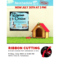 Ribbon Cutting: Divine Canine Pet Grooming and Spa