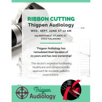 Ribbon Cutting: Thigpen Audiology
