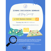 Zoning Discussion Seminar