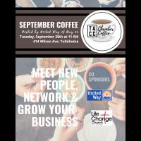 September Chamber Coffee