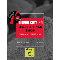 Ribbon Cutting & Open House: Missy's Spice Shop