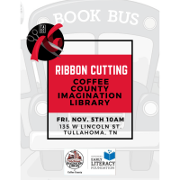 Ribbon Cutting: Coffee County Imagination Library