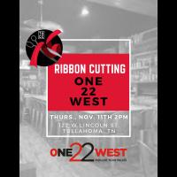 Ribbon Cutting: One22West