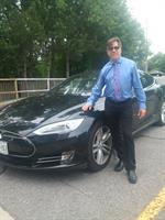 Keith and the Tesla