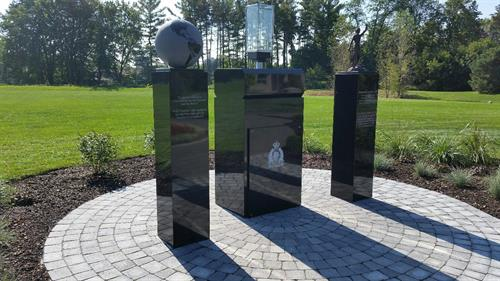 RCMP Eternal Flame Monument (2017)