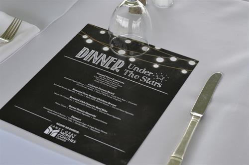 BIA Exclusive Event - Dinner Under the Stars