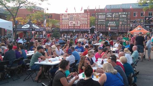 Proud Presenting Sponsor of Orléans Ribfest