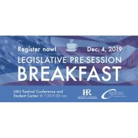 Legislative Pre-Session Breakfast 2019