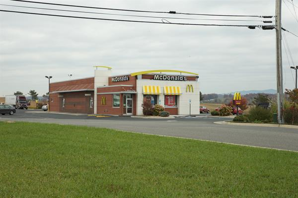 Mt. Crawford McDonalds