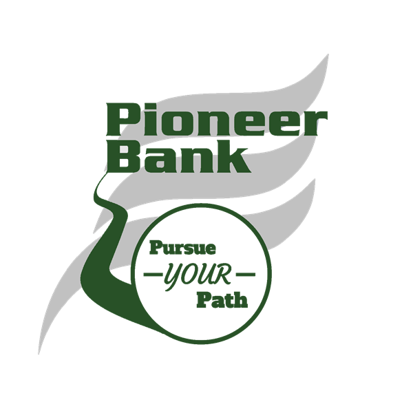 "Pioneer Bank - ""Pursue YOUR Path"""