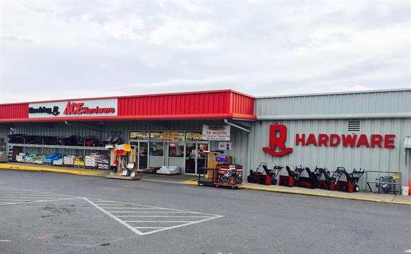 Rocking R Ace Hardware is our flagship Ace Hardware store located at 1030 S. High Street in Harrisonburg.
