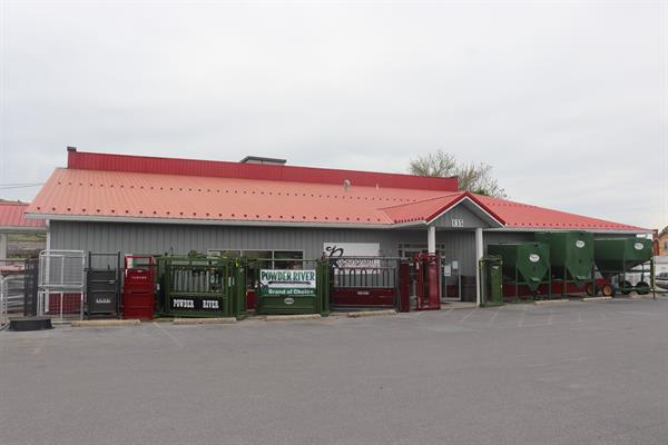 Our Elkton location, at 135 W. Spotswood Avenue.