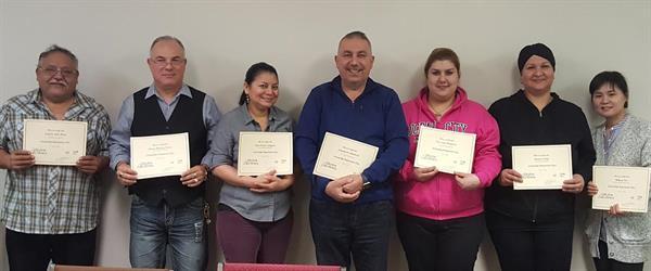Citizenship Class Participants!