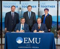 EMU pre-med students benefit from new pathways to Edward Via College of Osteopathic Medicine