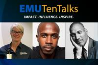 EMU Homecoming TenTalks to feature alumni 'leading together in crisis'