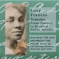Lucy Frances Simms: From Slavery to Revered Public Service