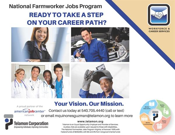 National Farmworker Jobs Program (NFJP) - English