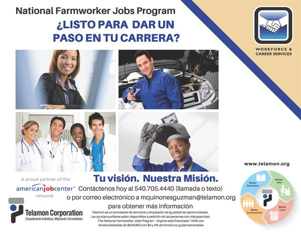 National Farmworker Jobs Program (NFJP) - Spanish