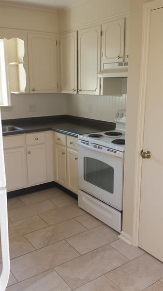 Rental Property Kitchen After