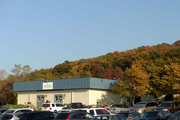 Green Valley Auctions is a state-of-the-art 22,500 square foot facility only two minutes east of I- 81.
