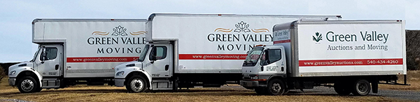 As Green Valley Moving continued to grow in 2016, we added another 26' Freight liner moving truck.