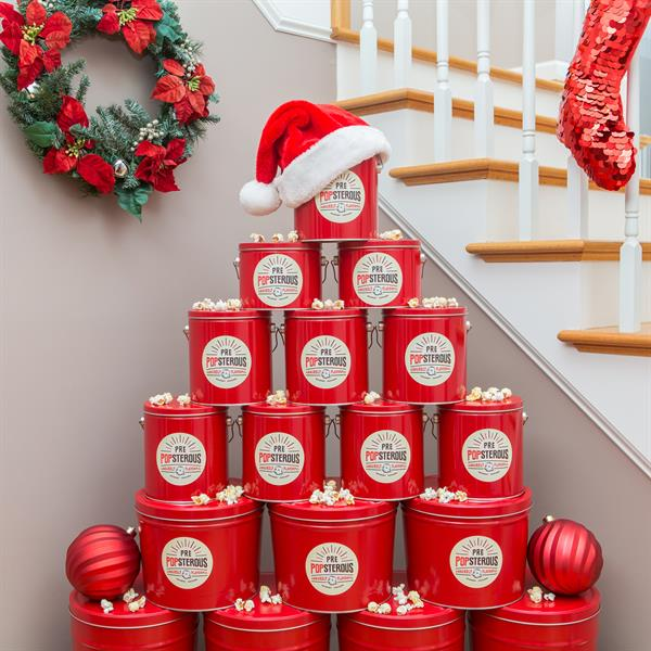 The PrePOPsterous Tree of Tins