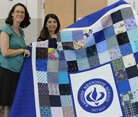Centennial Quilt – Nearly Two Years in the Making – Revealed and Dedicated