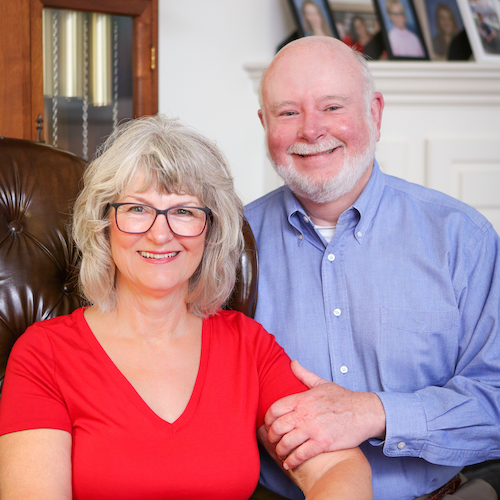 Lois and Don Crawford, Partners, Marketing Idea Shop