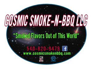 COSMIC SMOKE-N-BBQ LLC