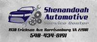 Shenandoah Automotive Service Center