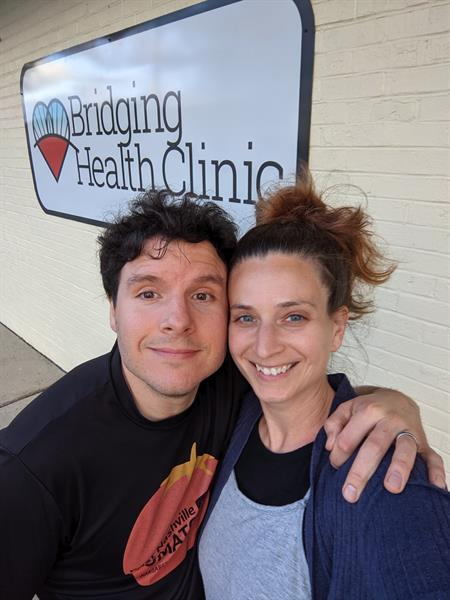 Meet our providers - Brandon & Katie Cunningham