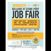 Job Fair at Bellaire at Stone Port