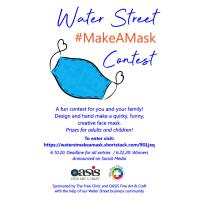 Water Street #MakeAMask Contest