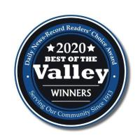 Best of the Valley Winners by Daily News-Record