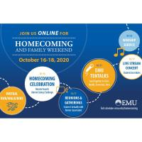 Eastern Mennonite University - Virtual Homecoming and Family Weekend 2020