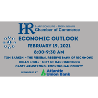 2021 Economic Outlook - Harrisonburg- Rockingham Chamber of Commerce