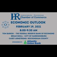 2021 Economic Outlook - Harrisonburg- Rockingham Chamber of Commerce