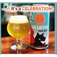 Leg Lifter Ale Celebration for the Humane Society of Truckee Tahoe