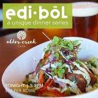 Edi-Bol Dinners Return to Alder Creek Cafe