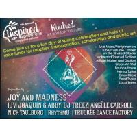 6th Annual Inspired Adventure Spring Festival - with Joy and Madness!
